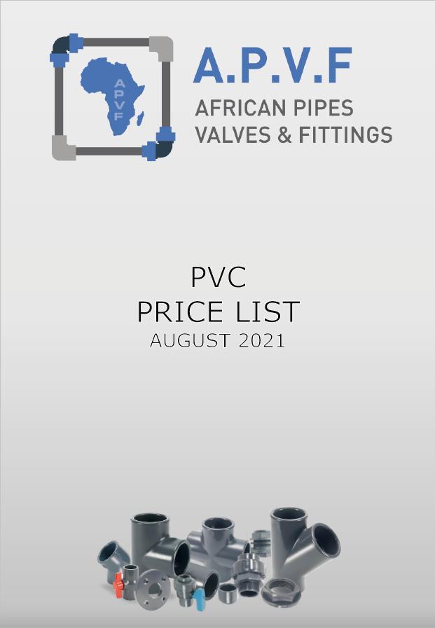 PVC Price List